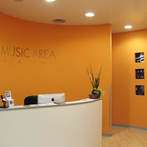 Segreteria Music Area